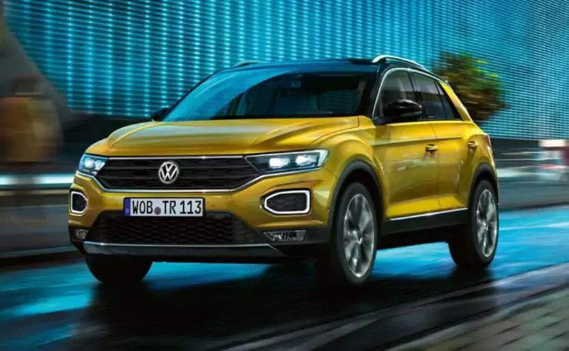Volkswagen T-Roc launched in India @ Rs 19.99 lakh